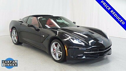 2016 Chevrolet Corvette Coupe for sale 100837666