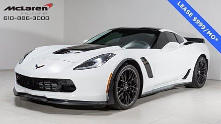 2016 Chevrolet Corvette Z06 Coupe for sale 100875444