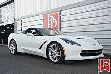 2016 Chevrolet Corvette Coupe for sale 100909222