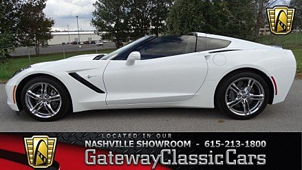2016 Chevrolet Corvette Coupe for sale 100941388