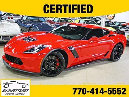 2016 Chevrolet Corvette Z06 Coupe for sale 100958014