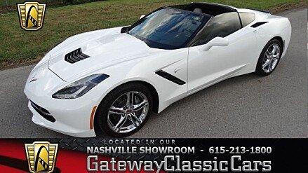 2016 Chevrolet Corvette Coupe for sale 100963540