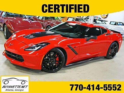 2016 Chevrolet Corvette Coupe for sale 100976133