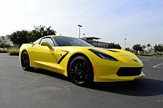 2016 Chevrolet Corvette Coupe for sale 100981962