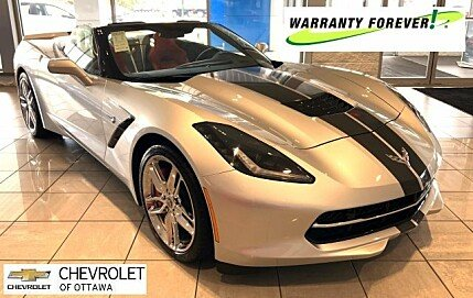 2016 Chevrolet Corvette Convertible for sale 100983956