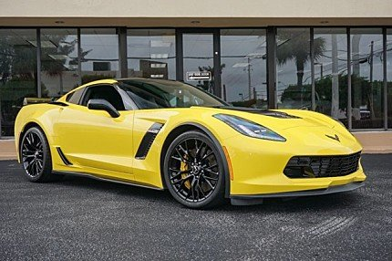 2016 Chevrolet Corvette Z06 Coupe for sale 100989212