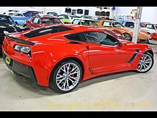 2016 Chevrolet Corvette Z06 Coupe for sale 100992210