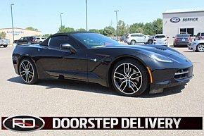 2016 Chevrolet Corvette Convertible for sale 101005574