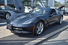 2016 Chevrolet Corvette Coupe for sale 101012587