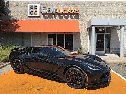 2016 Chevrolet Corvette Z06 Coupe for sale 101030464