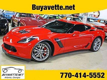 2016 Chevrolet Corvette Z06 Coupe for sale 101030572