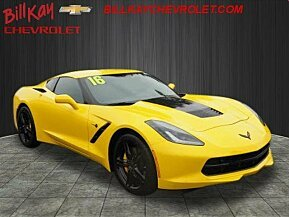 2016 Chevrolet Corvette Coupe for sale 101042570
