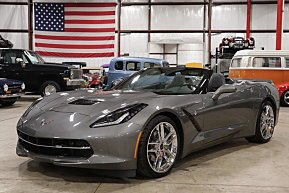 2016 Chevrolet Corvette Convertible for sale 101054208