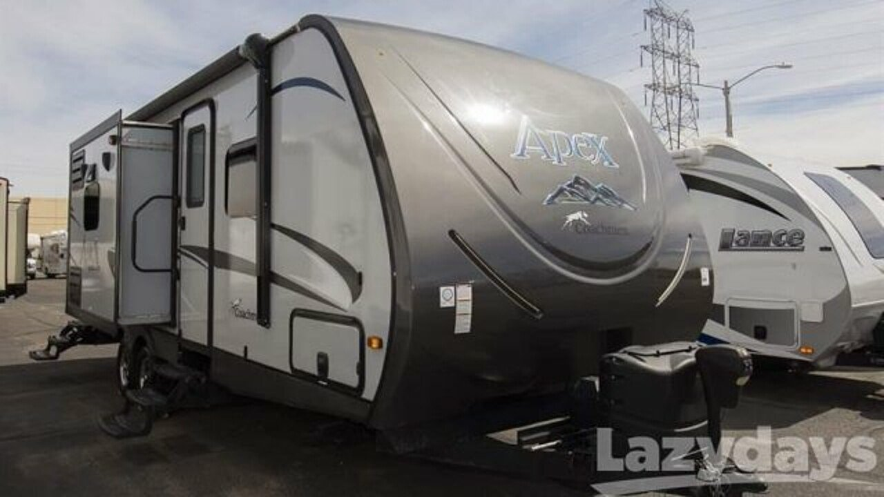 2016 Coachmen Apex for sale 300157301