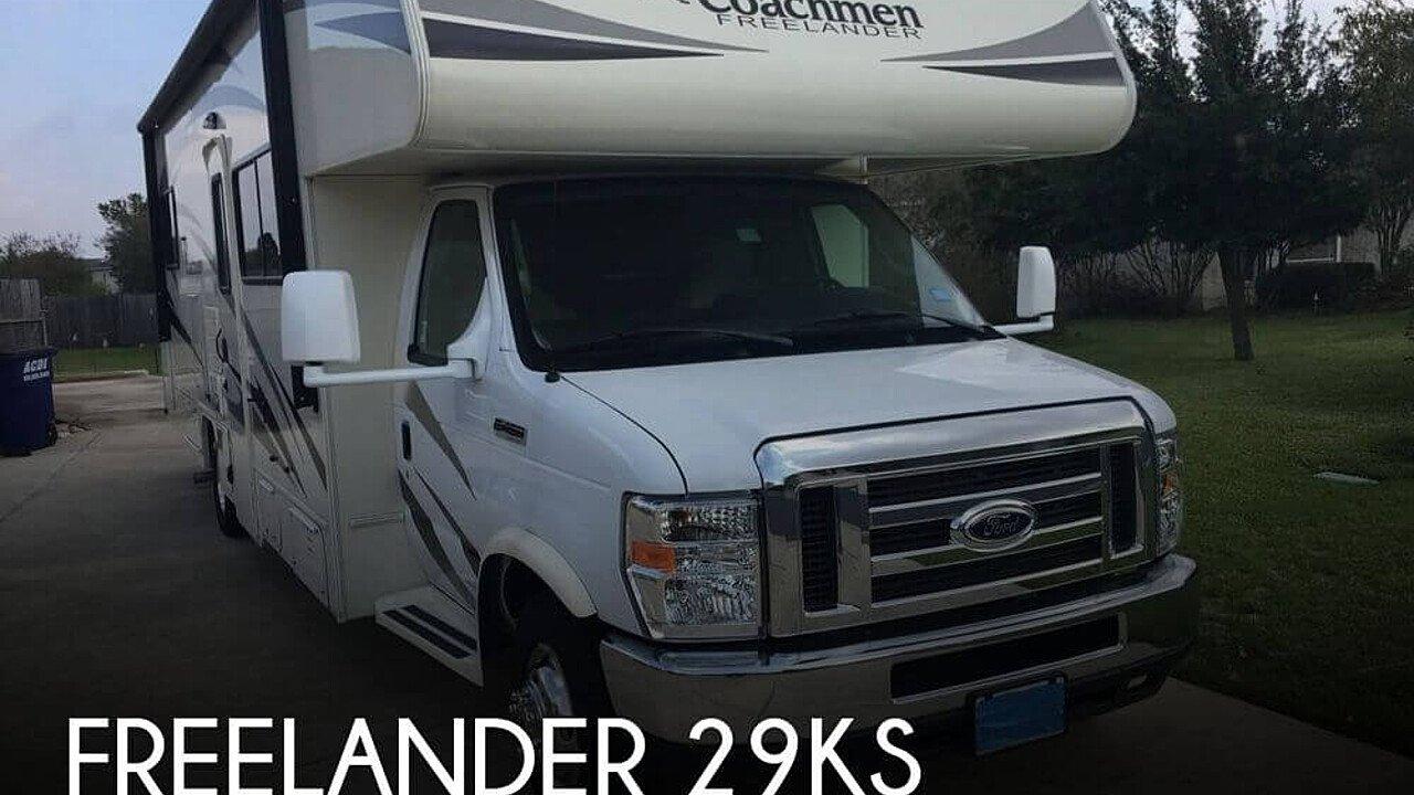 2016 Coachmen Freelander for sale 300148667