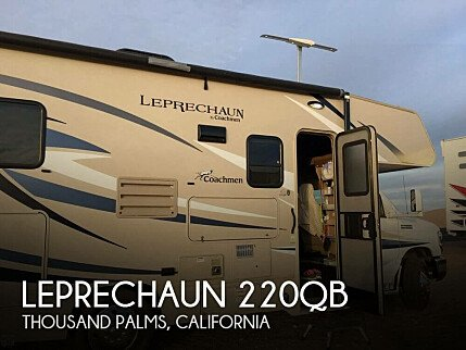 2016 Coachmen Leprechaun for sale 300164423