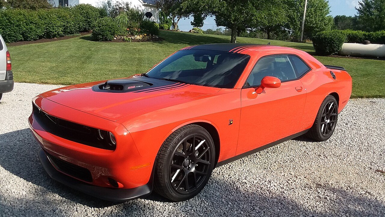 2016 Dodge Challenger Scat Pack for sale 101003761