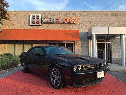 2016 Dodge Challenger SXT for sale 100922175