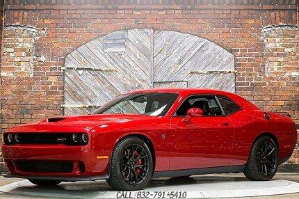 2016 Dodge Challenger SRT Hellcat for sale 100957832