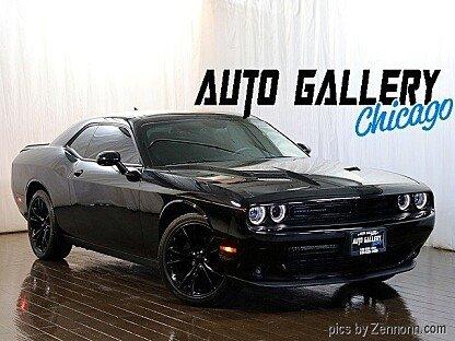 2016 Dodge Challenger SXT for sale 101010156