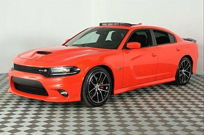 2016 Dodge Charger Scat Pack for sale 100926004