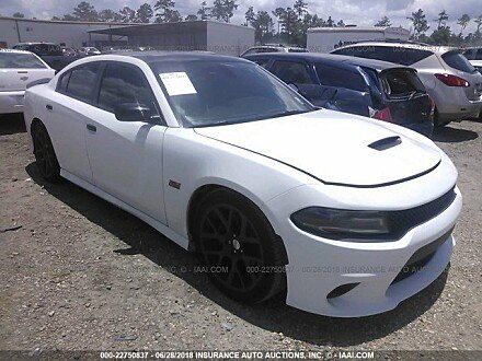 2016 Dodge Charger Scat Pack for sale 101015669