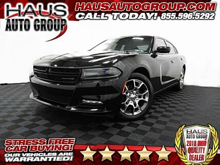 2016 Dodge Charger SXT AWD for sale 101031083