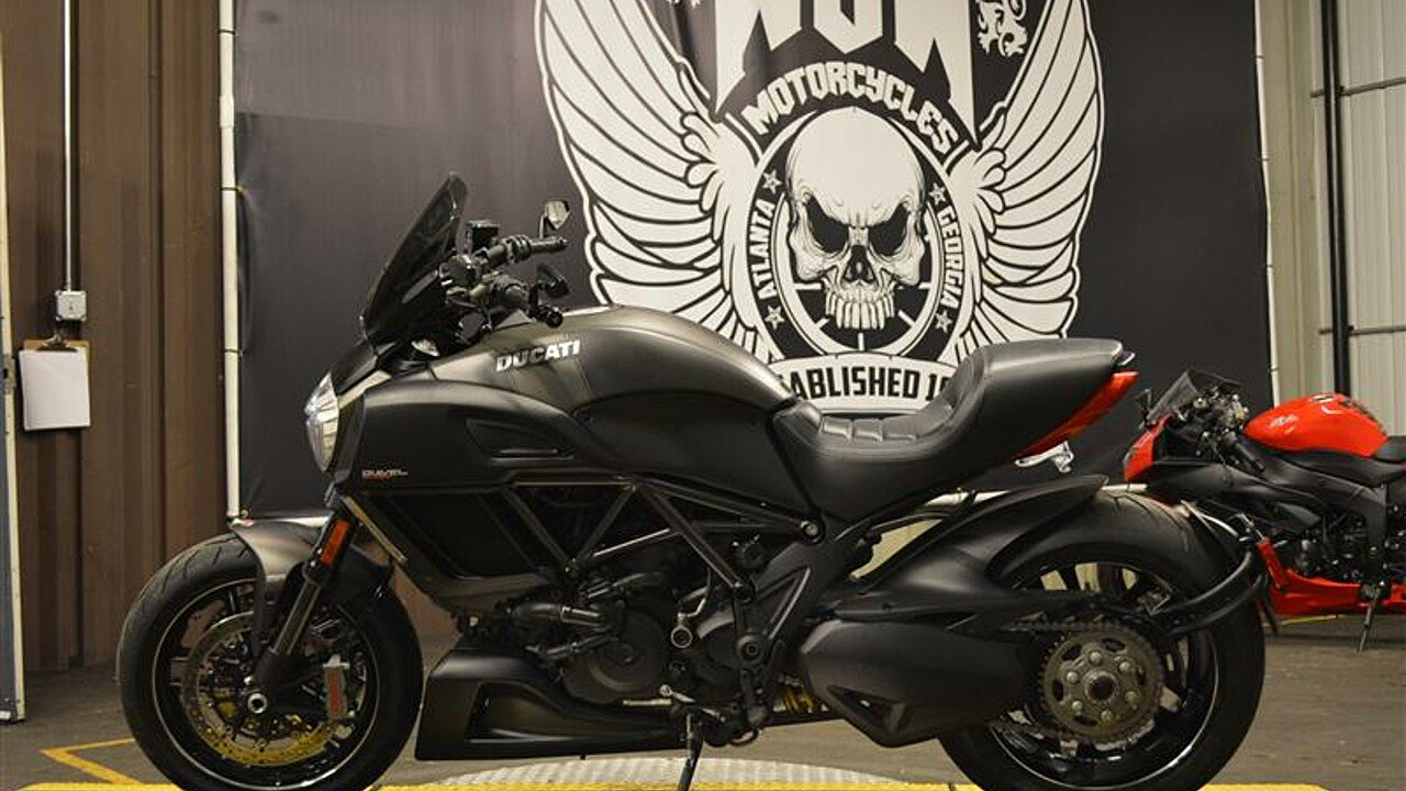 2016 Ducati Diavel for sale 200609711