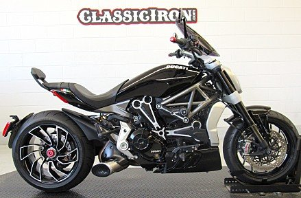2016 Ducati Diavel XDiavel S for sale 200592826