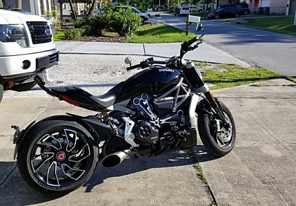 2016 Ducati Diavel XDiavel S for sale 200628848