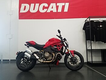 2016 Ducati Monster 1200 for sale 200395893