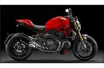 2016 Ducati Monster 1200 S for sale 200482281