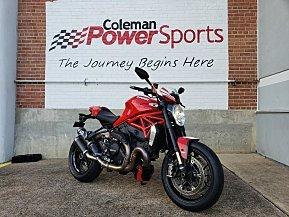2016 Ducati Monster 1200 R for sale 200619869