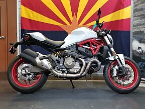 2016 Ducati Monster 821 for sale 200640658