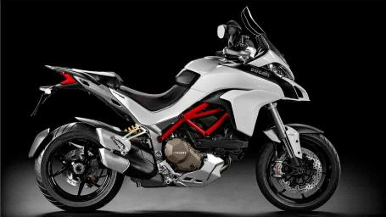 2016 Ducati Multistrada 1200 for sale 200355496