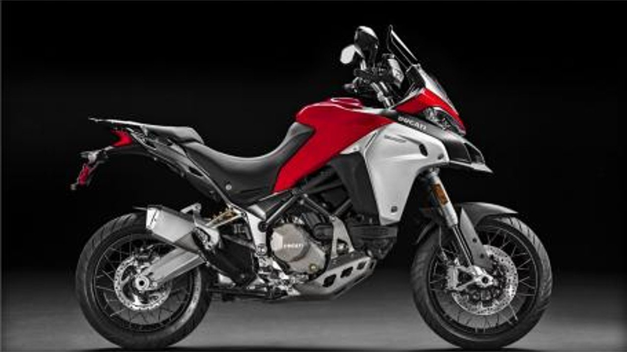 2016 Ducati Multistrada 1200 for sale 200483703