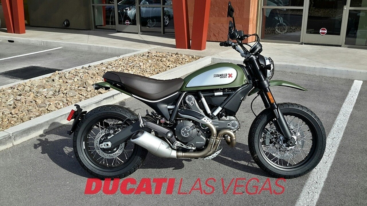 2016 Ducati Scrambler for sale 200451649