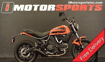 2016 Ducati Scrambler Sixty2 for sale 200497214