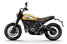 2016 Ducati Scrambler for sale 200483695