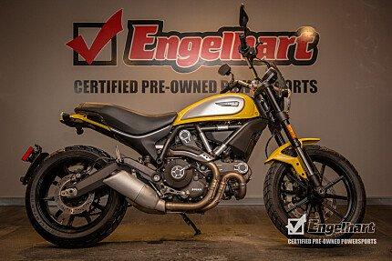 2016 Ducati Scrambler for sale 200578126
