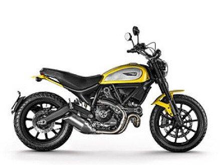 2016 Ducati Scrambler for sale 200584187