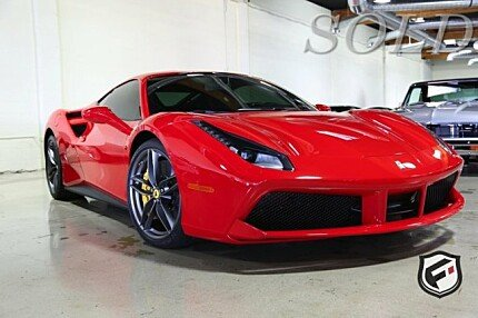 2016 Ferrari 488 GTB for sale 100842701