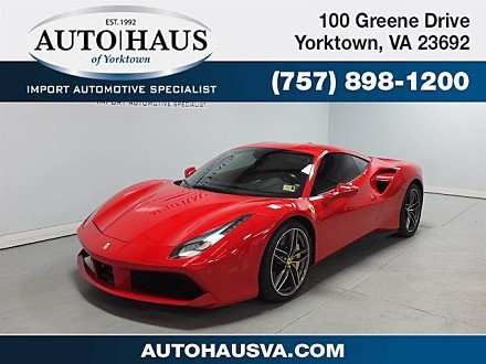 2016 Ferrari 488 GTB for sale 100968080