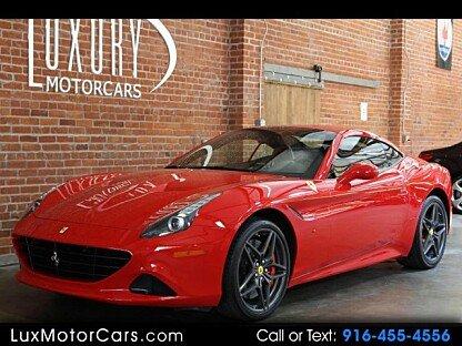 2016 Ferrari California for sale 100892253