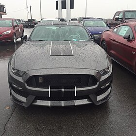 2016 Ford Mustang Shelby GT350 Coupe for sale 100747394