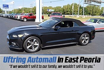 2016 Ford Mustang Convertible for sale 100844607