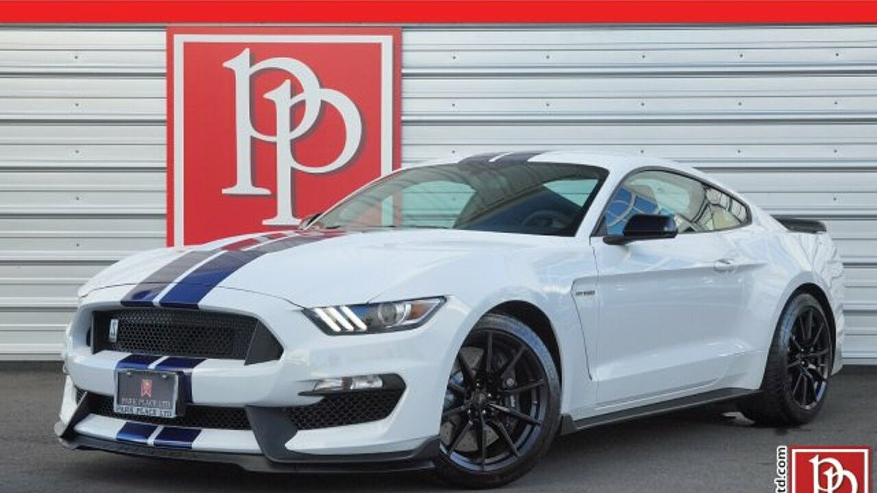 2016 Ford Mustang Shelby GT350 Coupe for sale 100919707