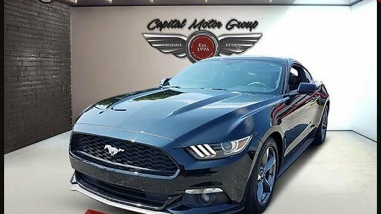 2016 Ford Mustang Coupe for sale 101027618