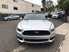 2016 Ford Mustang GT Convertible for sale 100968675