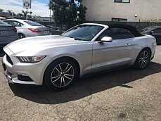 2016 Ford Mustang Convertible for sale 100969908